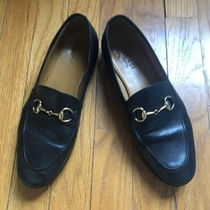 Authentic Gucci Jordaan Loafers